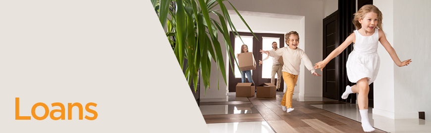 Home Loans Header